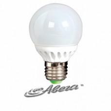 Лампа светодиодная e.save.LED.G60C.E27.5,5.4200 керамическая, тип шар, 5,5Вт, 4200К, Е27 (кер + стекло)
