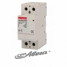 Модульный контактор e.mc.220.2.63.2NO, 2р, 63А, 2NO, 220 В